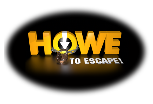 Howe To Escape Logo